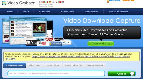 videograbber