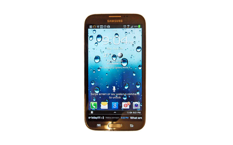 Samsung galaxy note 3 Top 5 Upcoming Android Smart Phones to Launch in 2013