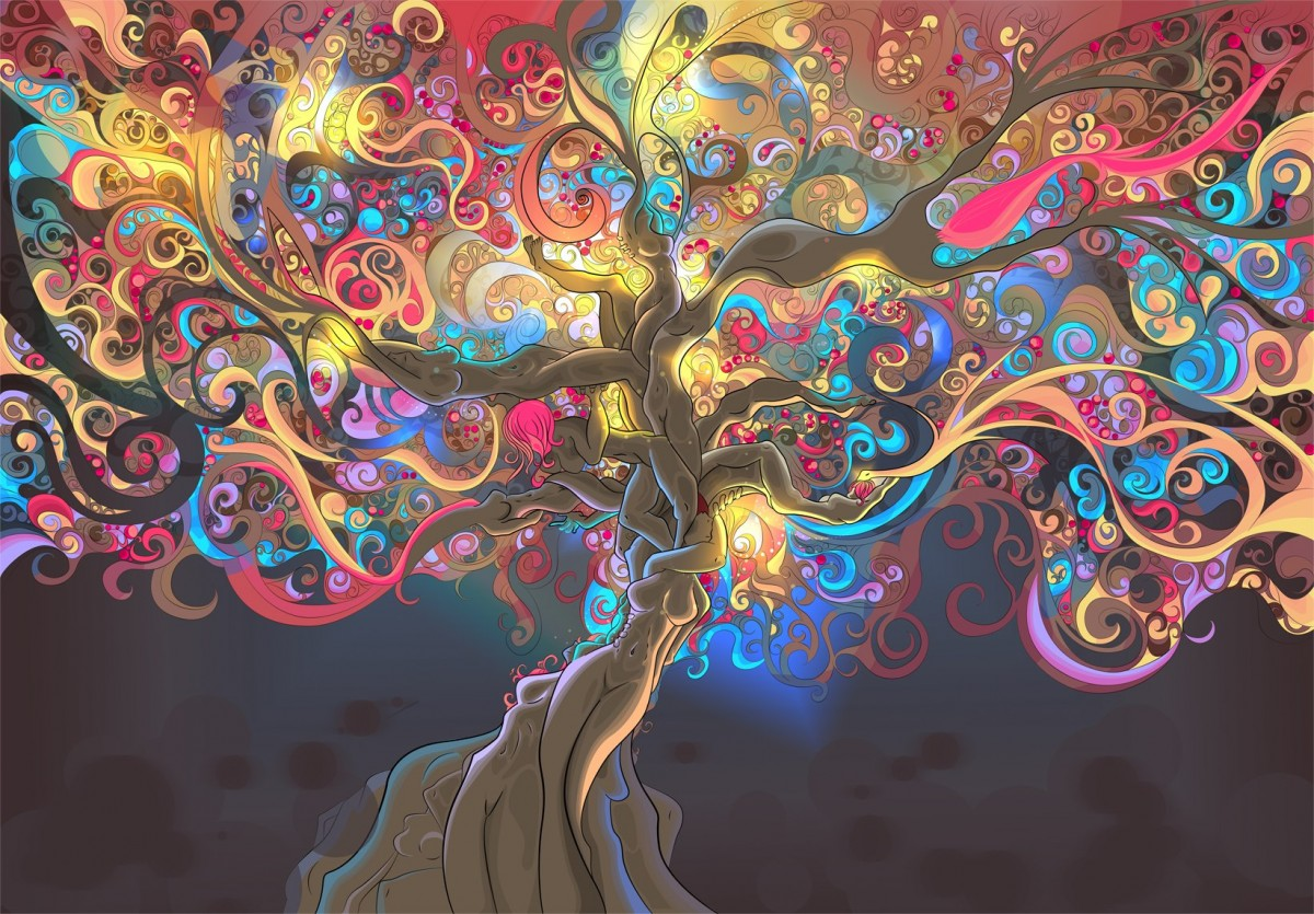 freedom psychedelic tree -#main