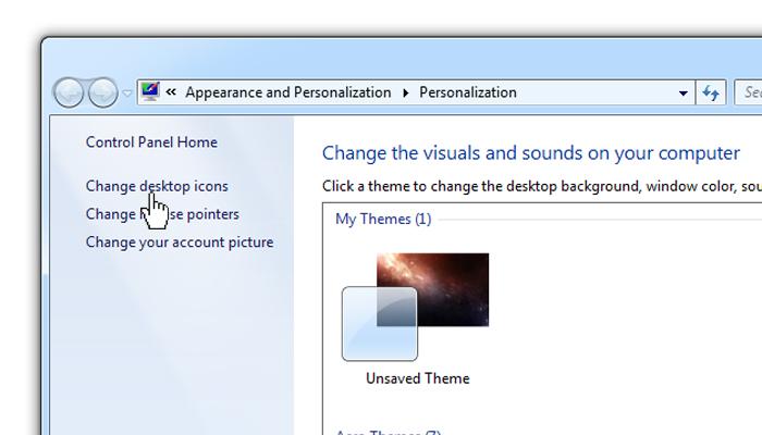 click-change-desktop-icons