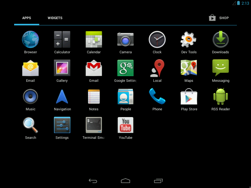 install android 4.3 on computer (15)
