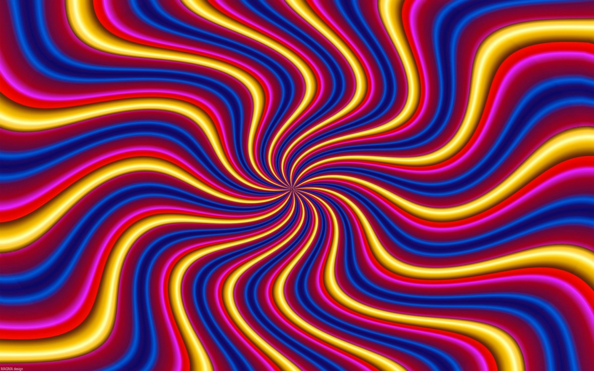 40+ Psychedelic and Trippy Backgrounds for your desktop