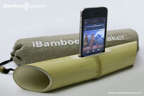 Electricity-Free-iPhone-Speakers