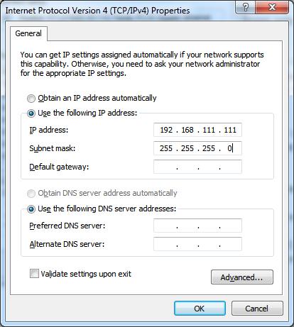 change-ip-address-manually