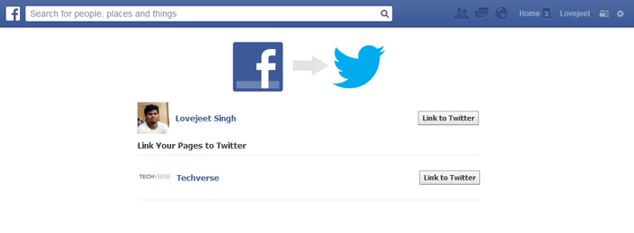 link-facebook-page-with-twitter-and-share-updates