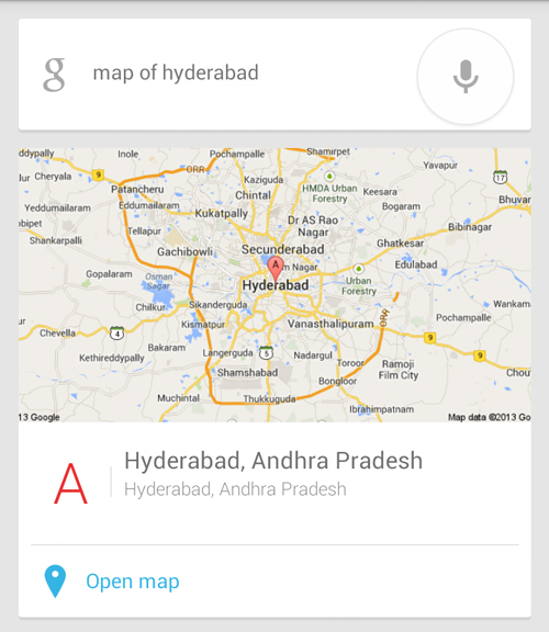 map-of-hyderabad-voice-commands