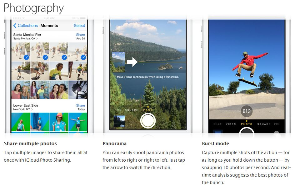 iphone 5s photography tips and tricks
