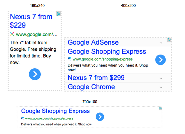 How To Create and Use Custom Sized Adsense Ads on your Website