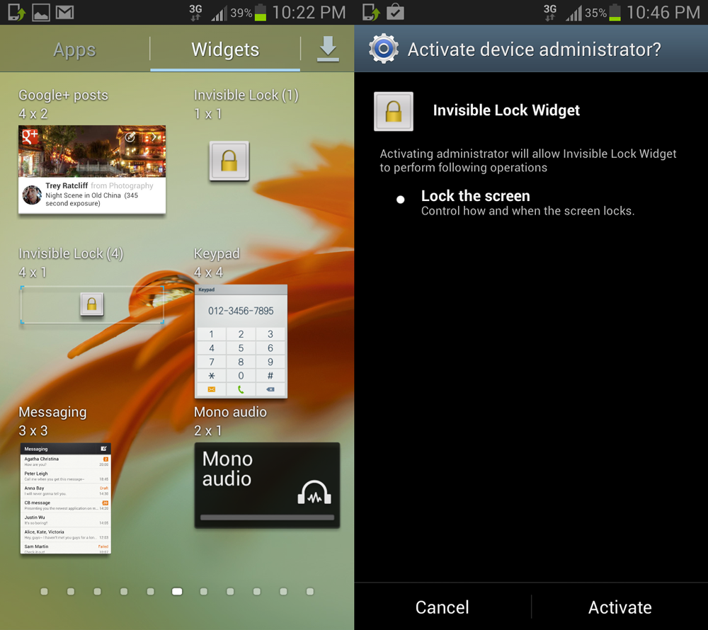 how-to-use-the-invisible-lock-screen-widget