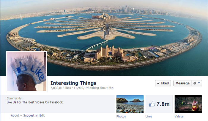 interesting-things-facebook-page