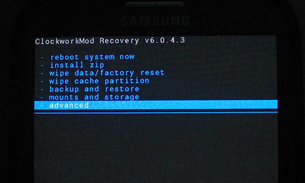 advanced-option-recovery-mode