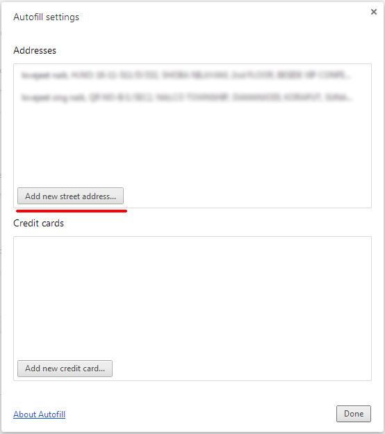click-on-add-new-street-address-in-google-chrome