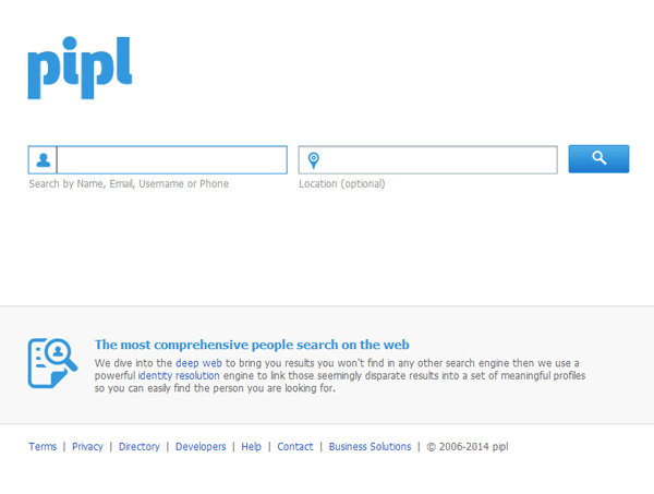 seacrh-email-address-on-pipl-reverse-email-lookup