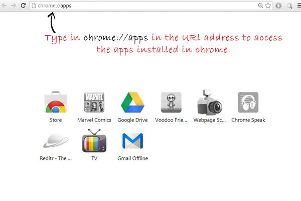 chrome-apps