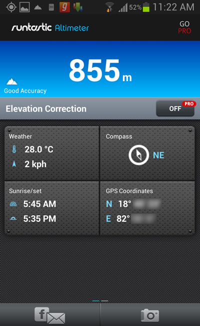 Find-your-Altitude-from-the-Sea-Level-using-an-Android-phone