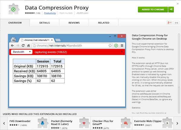 data-compression-proxy-for-google-chrome