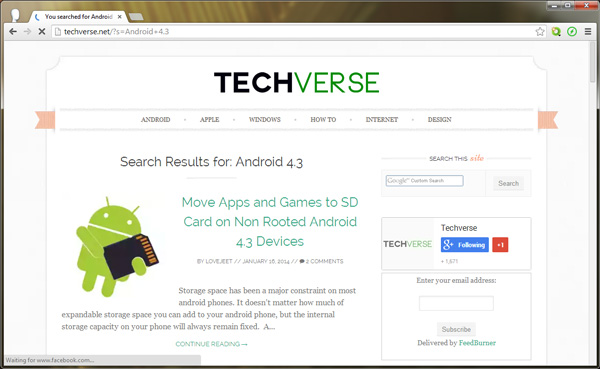search-through-website-using-gogole-chrome